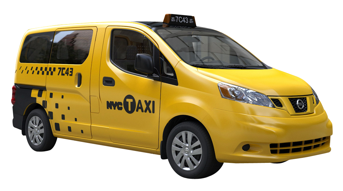 Taxi Cab Png Transparent Image Taxi Cab Taxi Mini Van