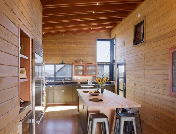 Refined Interiors Showcased By Energy Efficient Residence In California Pictures Gallery