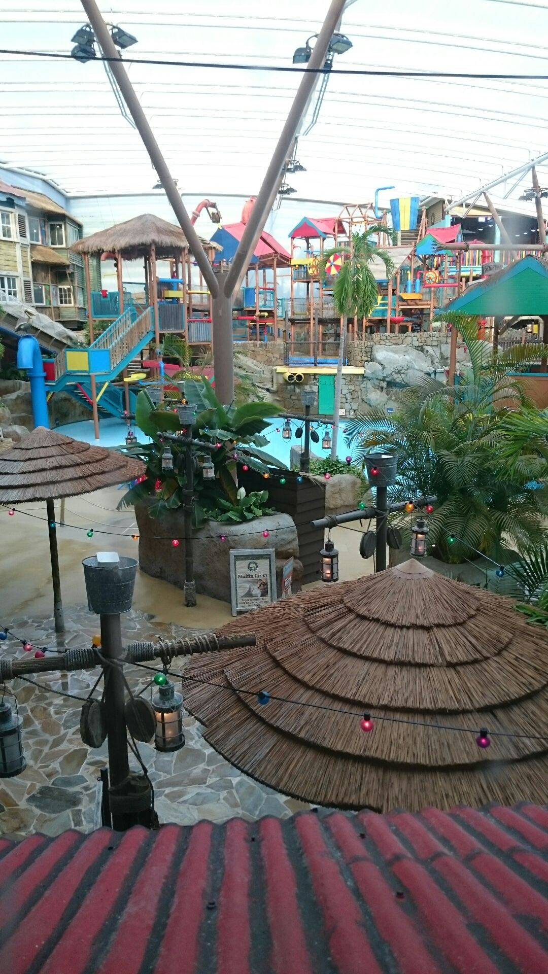 Alton Towers Hotel And Splash Landings Twinkly Tuesday