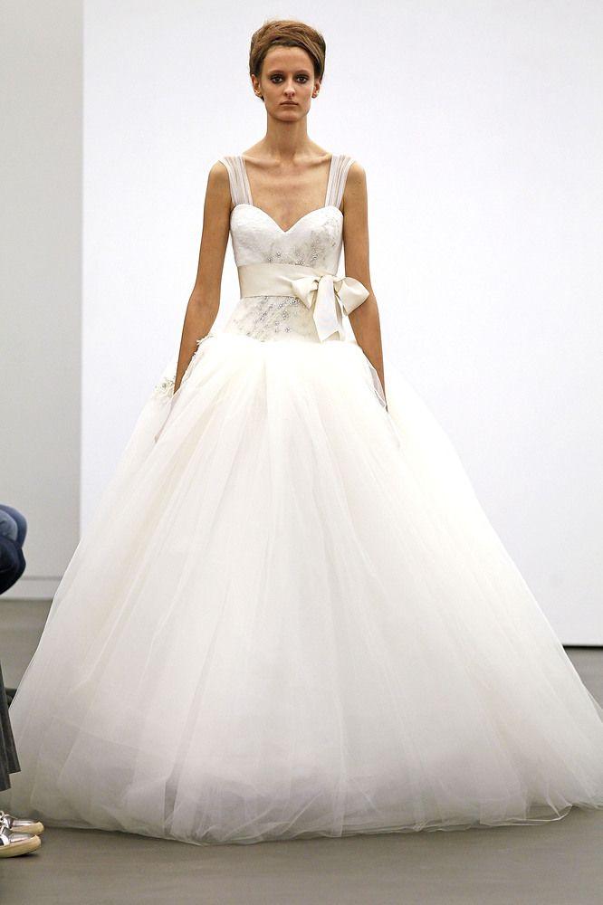 Vera Wang\'s Fall 2013 Bridal Collection from New York Bridal Fashion ...