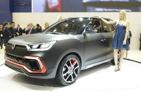 2018 Ssangyong Tivoli Xlv Air Rumors Release Date Specs Price Launched Concept Cars Dream Cars Concept
