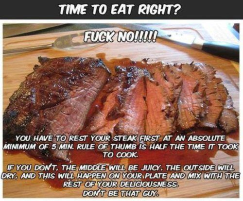 A man's guide to cooking the perfect steak (17 Photos ...