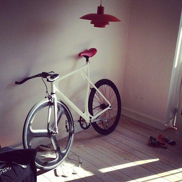 Now With Cinelli Mash Bullhorn Retro Bike Fixed Gear Bike Bicycle