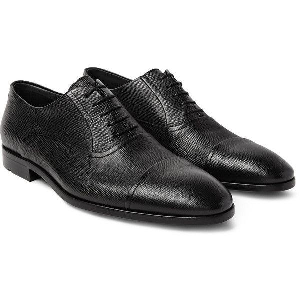 5fc94906716 Hugo Boss Eveprim Cross-Grain Leather Oxford Shoes (38025 RSD ...