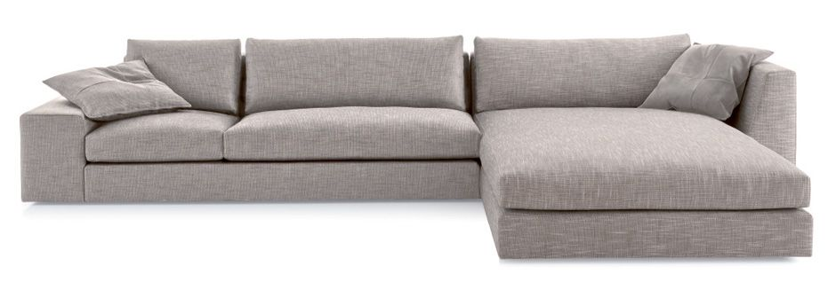 Tufted Sofa Exclusif Sectional by Ligne Roset Modern Sofas Los Angeles