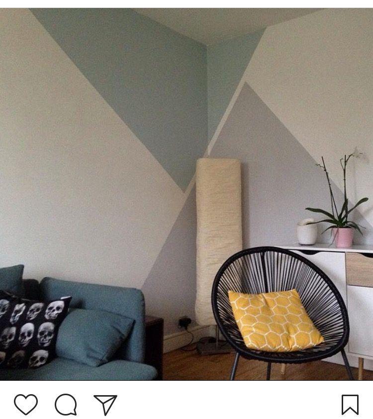 Peinture Angle Originale Home Decor Decals Home Decor Cheap Renovations