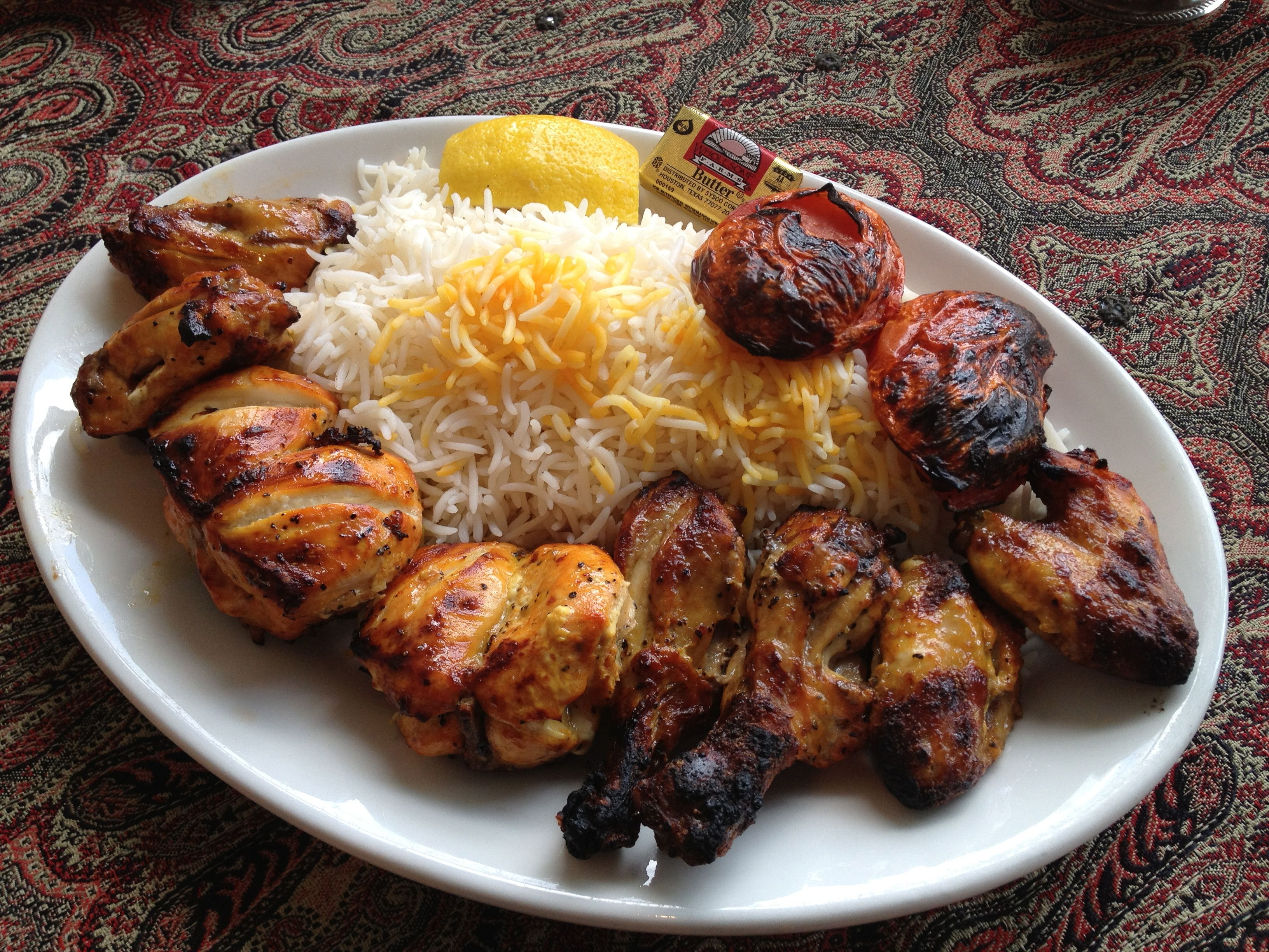 Iranian cuisine persian food at polaris who would ve for Ahmads persian cuisine