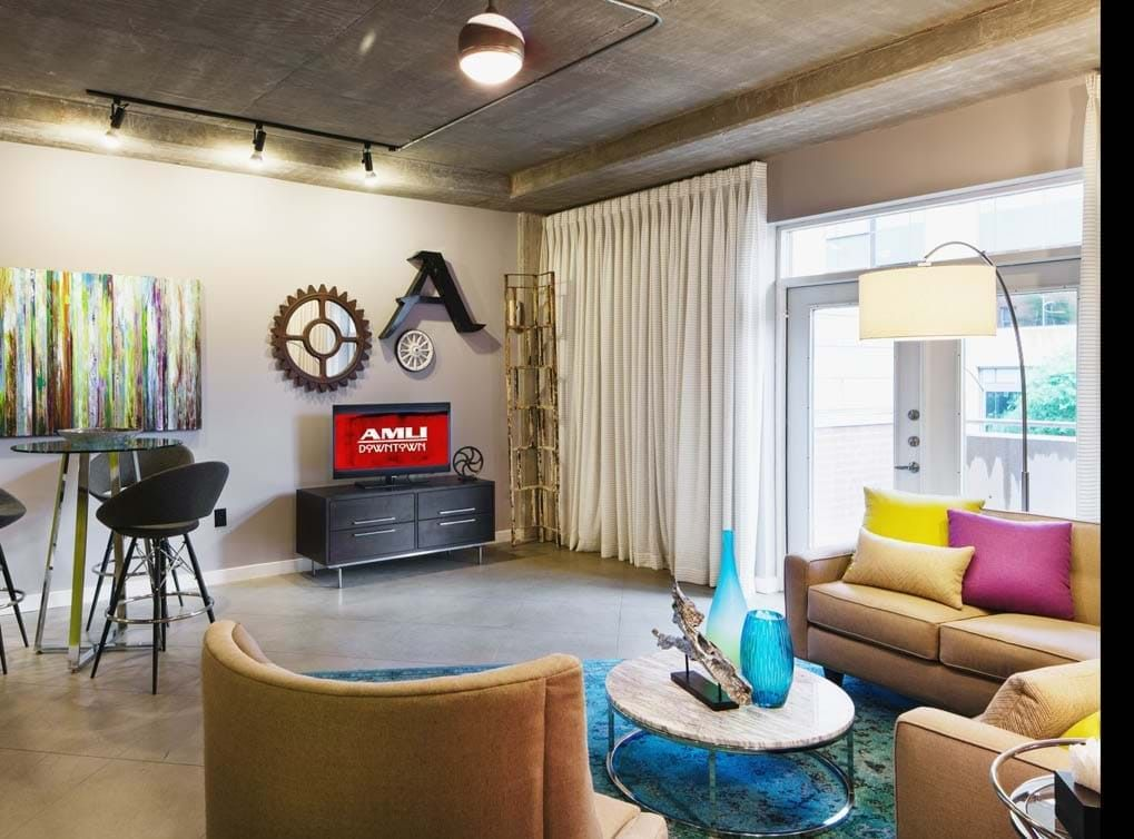 Pin by ebi on Industrial Style Decor Austin apartment