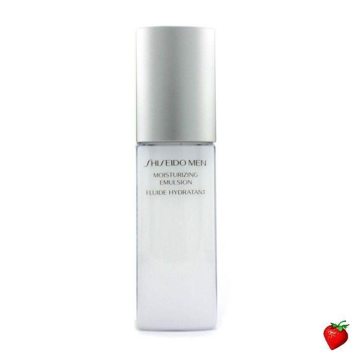 Shiseido Men Moisturizing Emulsion 100ml/3.4oz #Shiseido #MensSkinCare #Men #FREEShipping #StrawberryNET