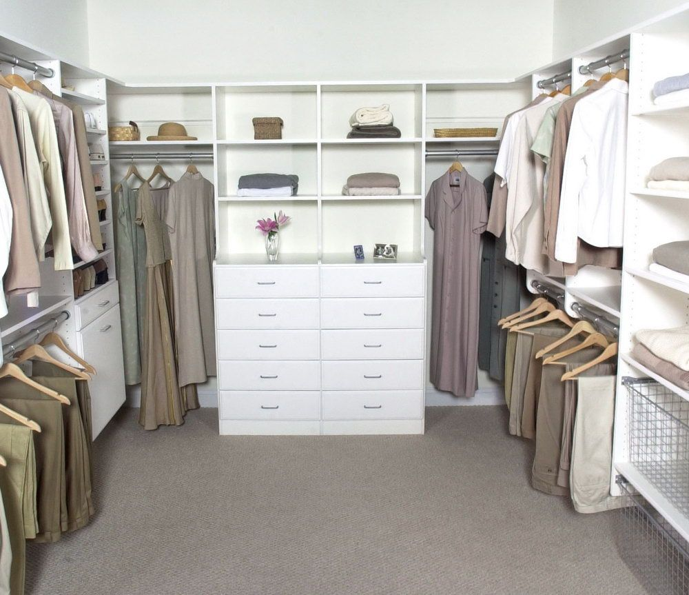 12 Small Walk In Closet Ideas And Organizer Designs Closet