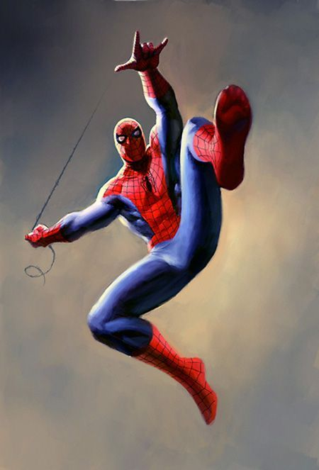 #Spiderman #Fan #Art. (Spiderman) By: Steve Epting. (THE * 5 * STÅR * ÅWARD * OF: * AW YEAH, IT'S MAJOR ÅWESOMENESS!!!™)[THANK Ü 4 PINNING!!!<·><]<©>ÅÅÅ+(OB4E)