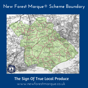 New Forest marque Boundary
