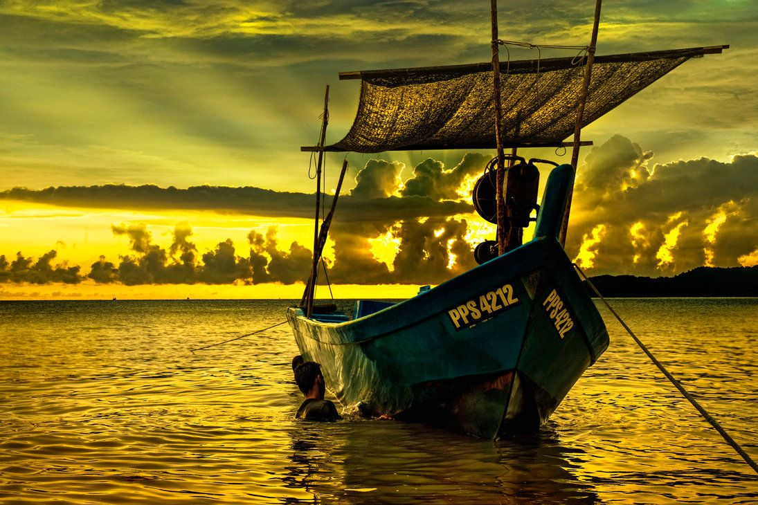 fisherman - 5 by SAMLIM