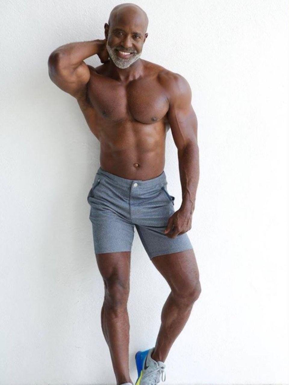 Black mature vs boys