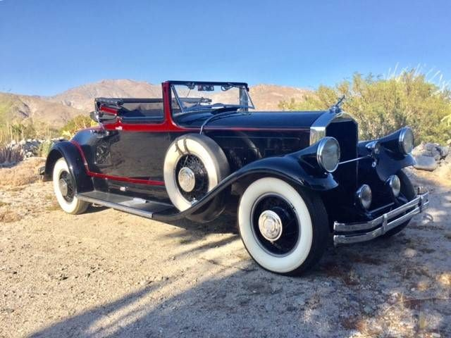 1929 Pierce Arrow 143 For Sale 1953515 Hemmings Motor News