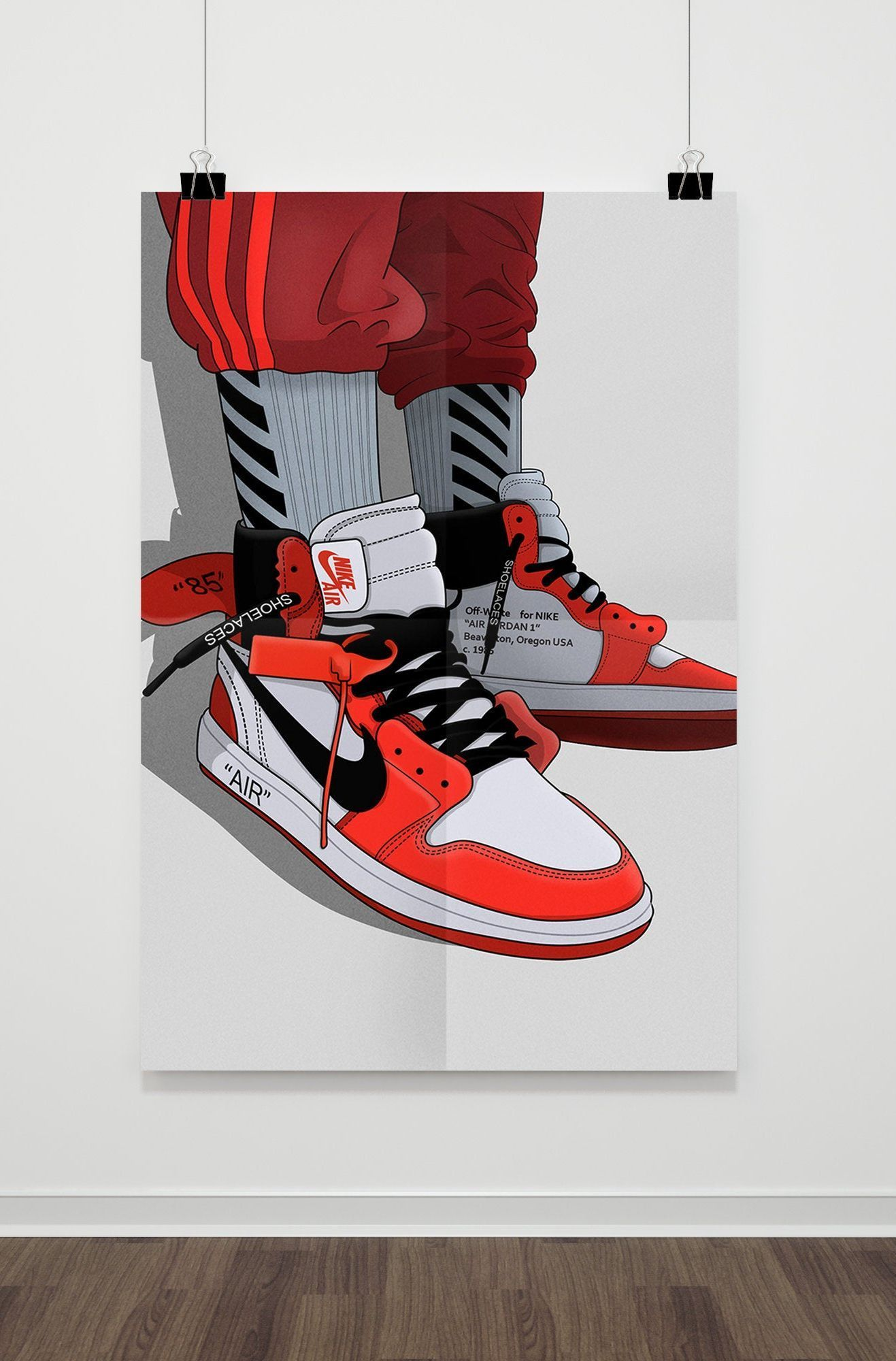 Nike Sneaker Poster Set Nike Shoes Nike Poster Nike Etsy Sneaker Posters Shoes Wallpaper Nike Poster