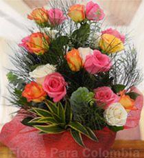 Flores Para Cumpleaños Ramos De Rosas Para Cumpleaños