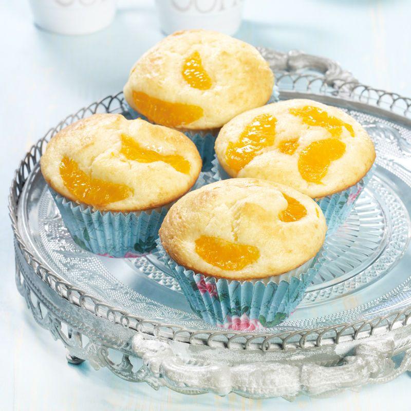 Photo of Mandarinen-Frischkäse-Muffins Rezept | WW Deutschland