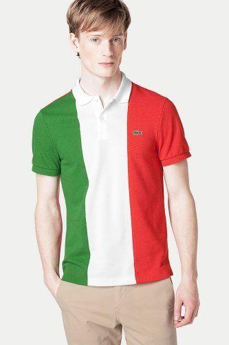 Camisa polo de Lacoste $165
