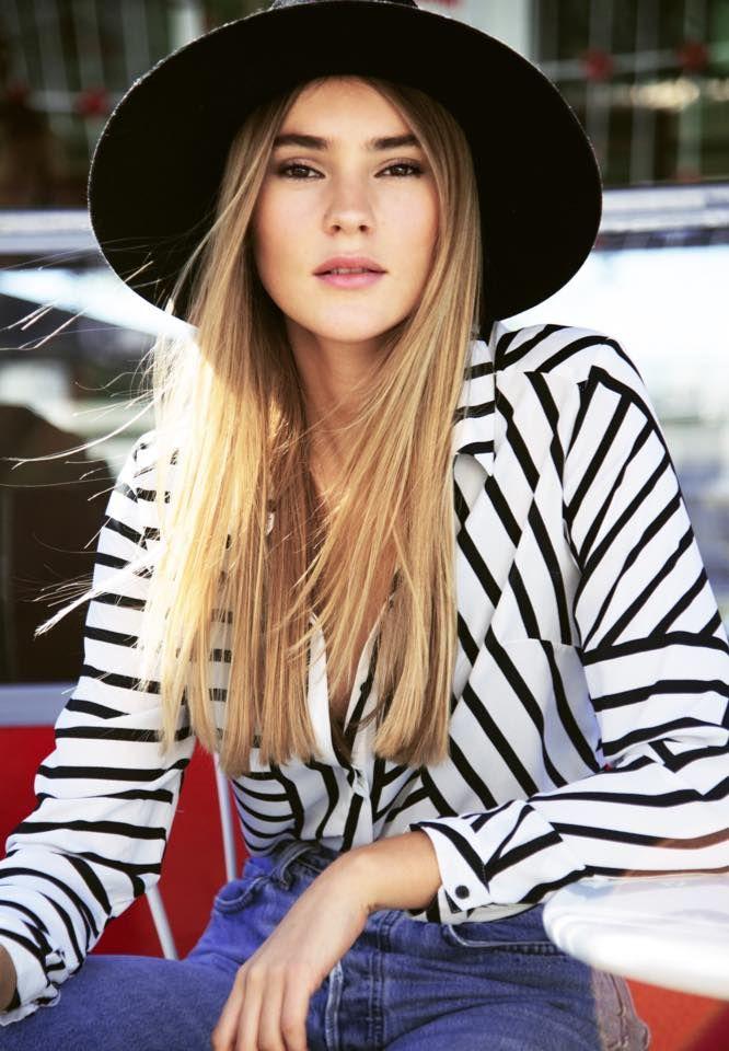 Stefanie Giesinger | Berühmte models, Schönheitstricks und