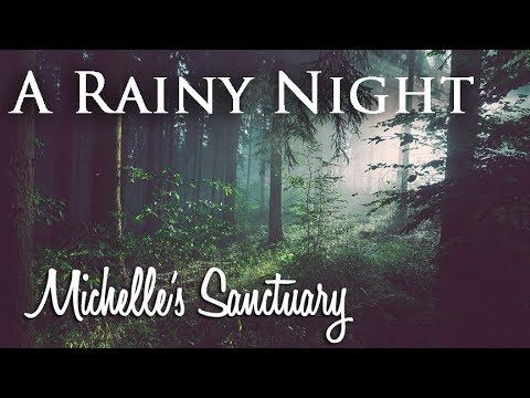 rainy night guided meditation and sleep hypnosis talk down