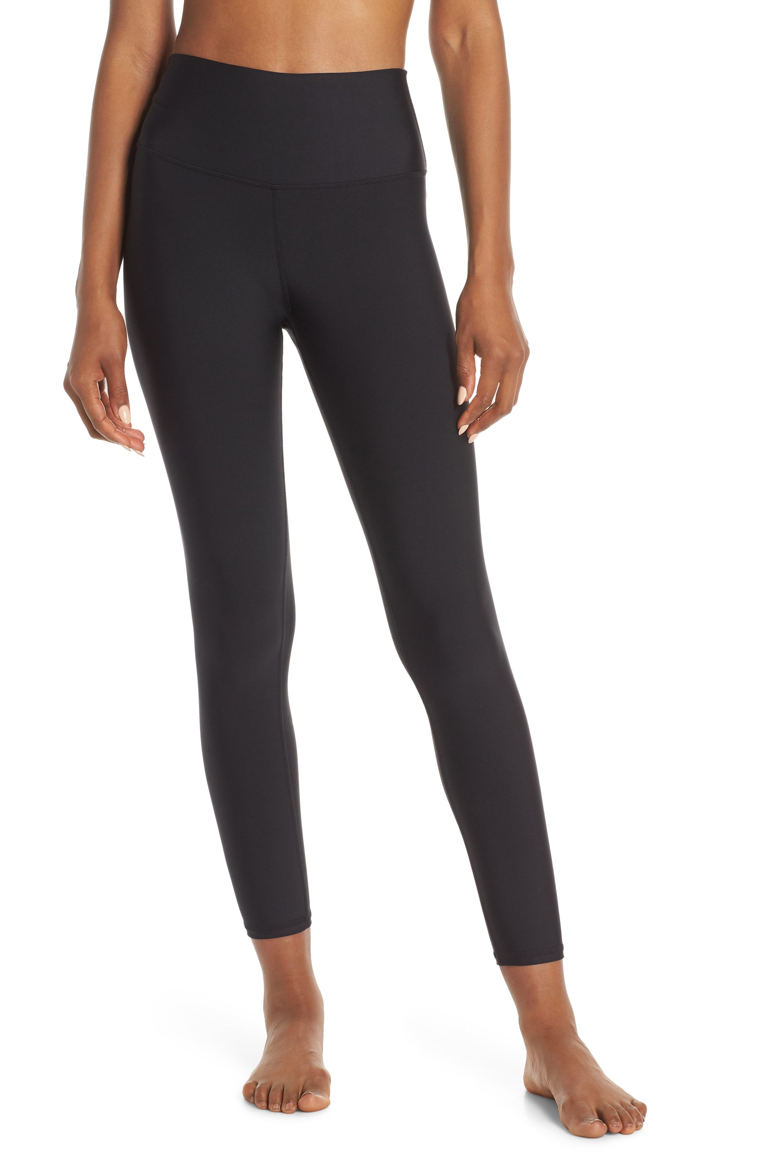 52a1339063407 Alo Airlift High Waist Midi Leggings available at #Nordstrom | Sweat ...