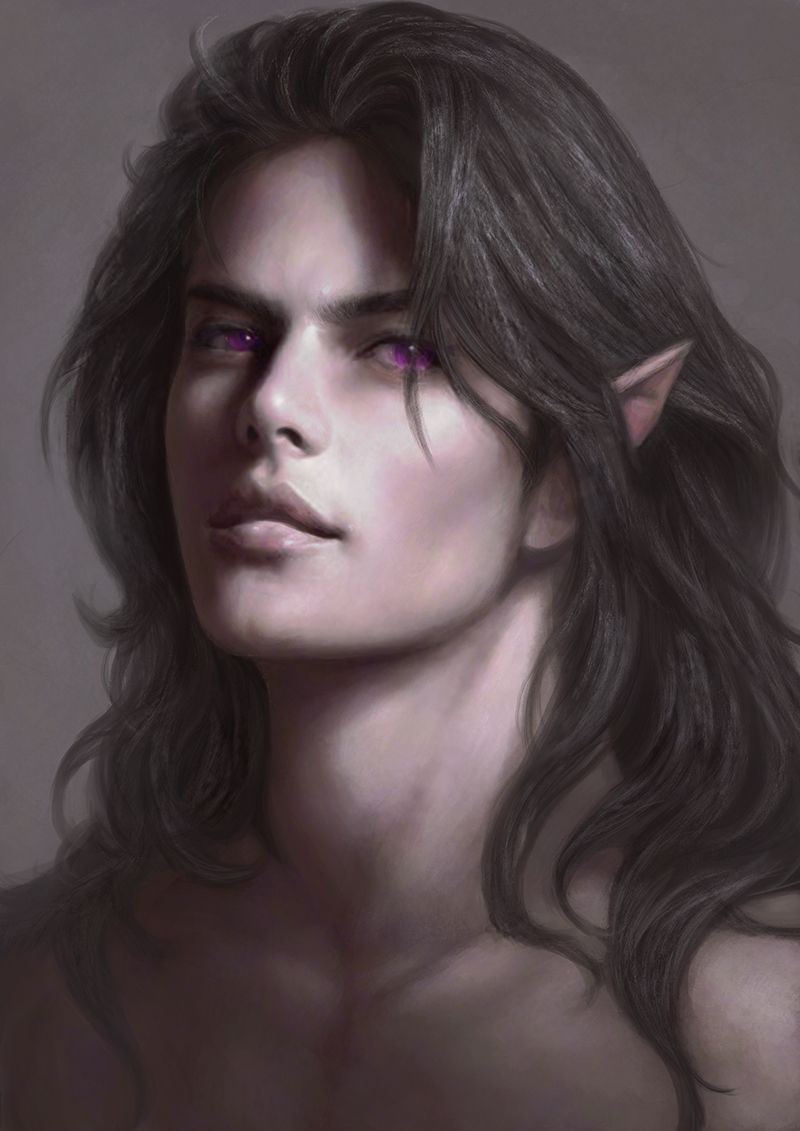 Young Vanimórë in Angband Commission by Omupied http://omupied.deviantart.com/ <--- dis is amazing, so accurate! And I think it's more than one of a kind!