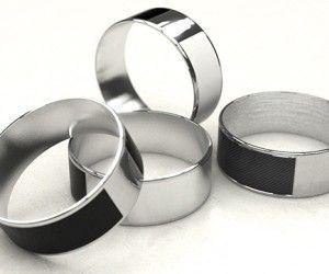 Nfc Ring Rings Open Doors Smart Ring Wearable Technology Wearable Tech