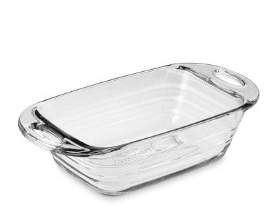 Fire King Glass Loaf Pan Pan Bread Loaf Pan Glass Pan