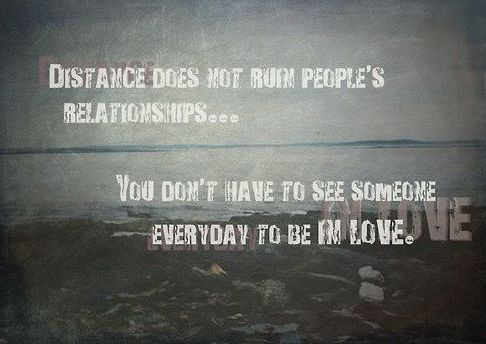 Distance And Time Doesn T Matter Distance Love Quotes Navy Love Quotes Long Distance Love Quotes