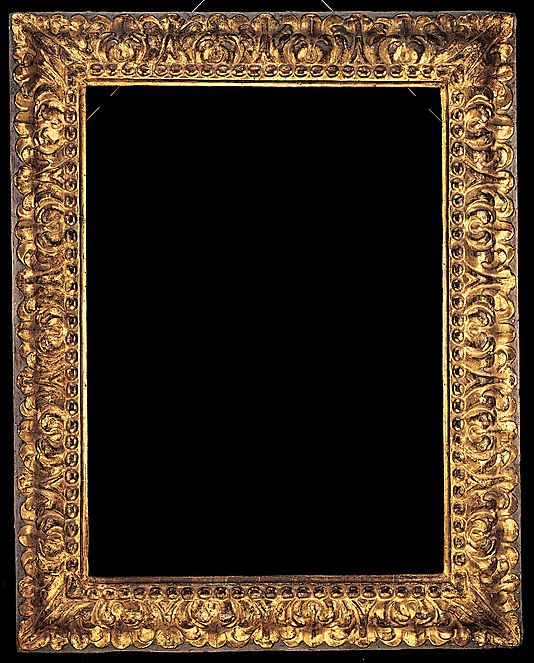 Frame Southern Italy (late 17th– early 18th century)  Date:     late 17th–early 18th century