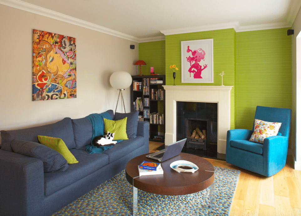 36 Accent Wall Ideas for New Creation in Your House images