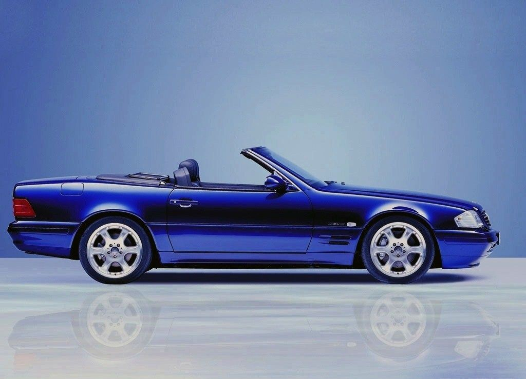 Mercedes Benz Sl500 Sl Edition R129 With Images Mercedes