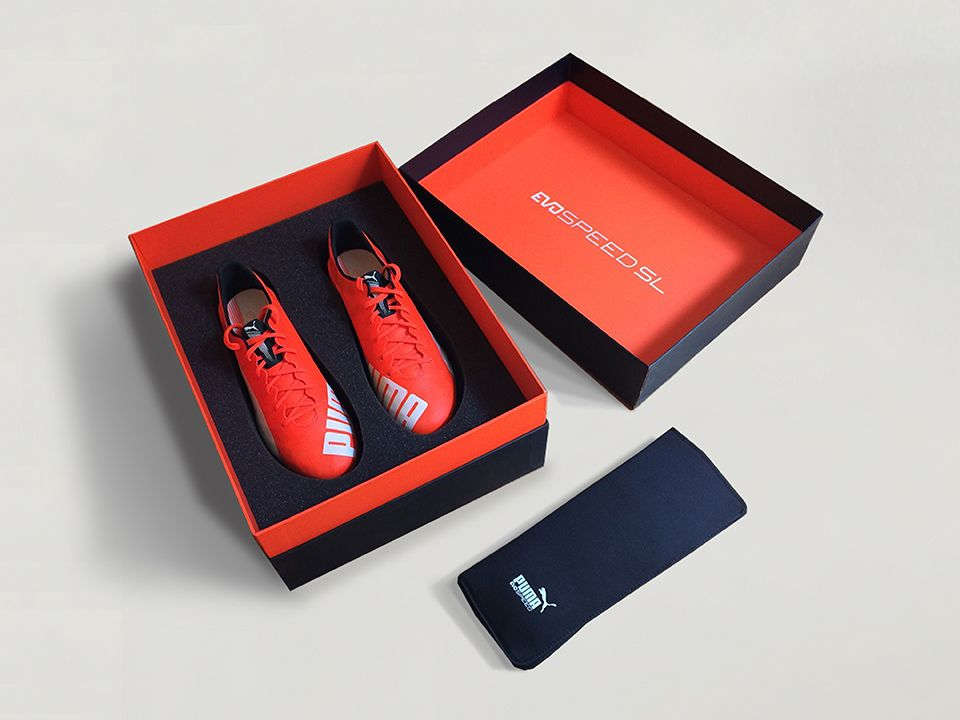 Name Name Advertising Design S Promotional Packaging For Puma S