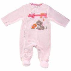 Bébé Filles Vêtements velours Baby Grow Taille nouveau-né BNWT