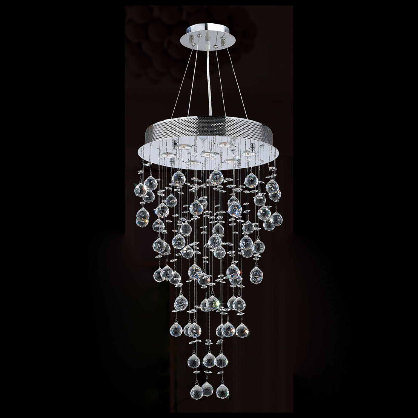 Worldwide lighting w83211c16 7 light icicle large pendant atg worldwide lighting w83211c16 7 light icicle large pendant atg stores chandeliers on salecrystal aloadofball Choice Image