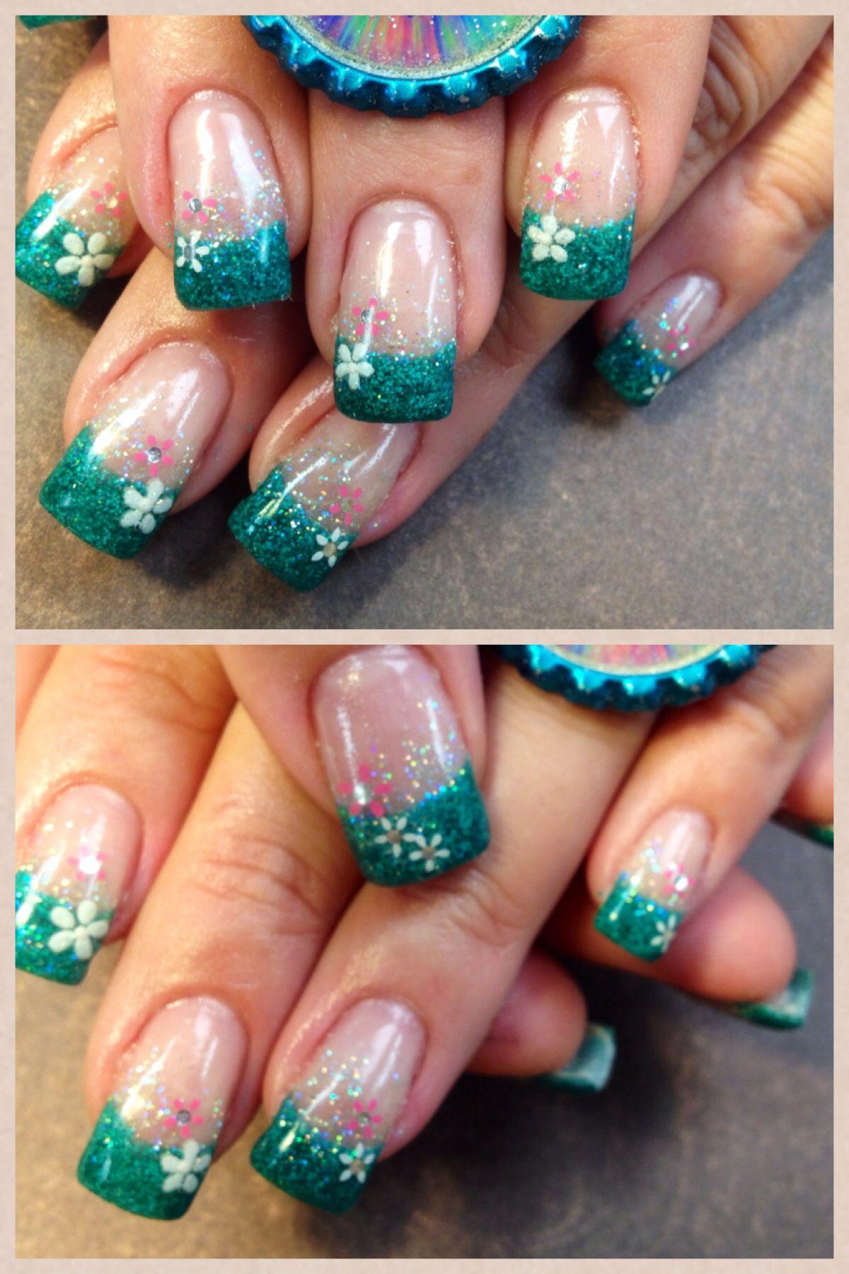 Spring nails | Nail Art Community Pins | Pinterest | Spring nails ...