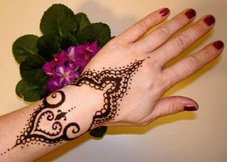 Motif Henna Tangan Sederhana Motif Batik Yang Sederhana Motif Henna