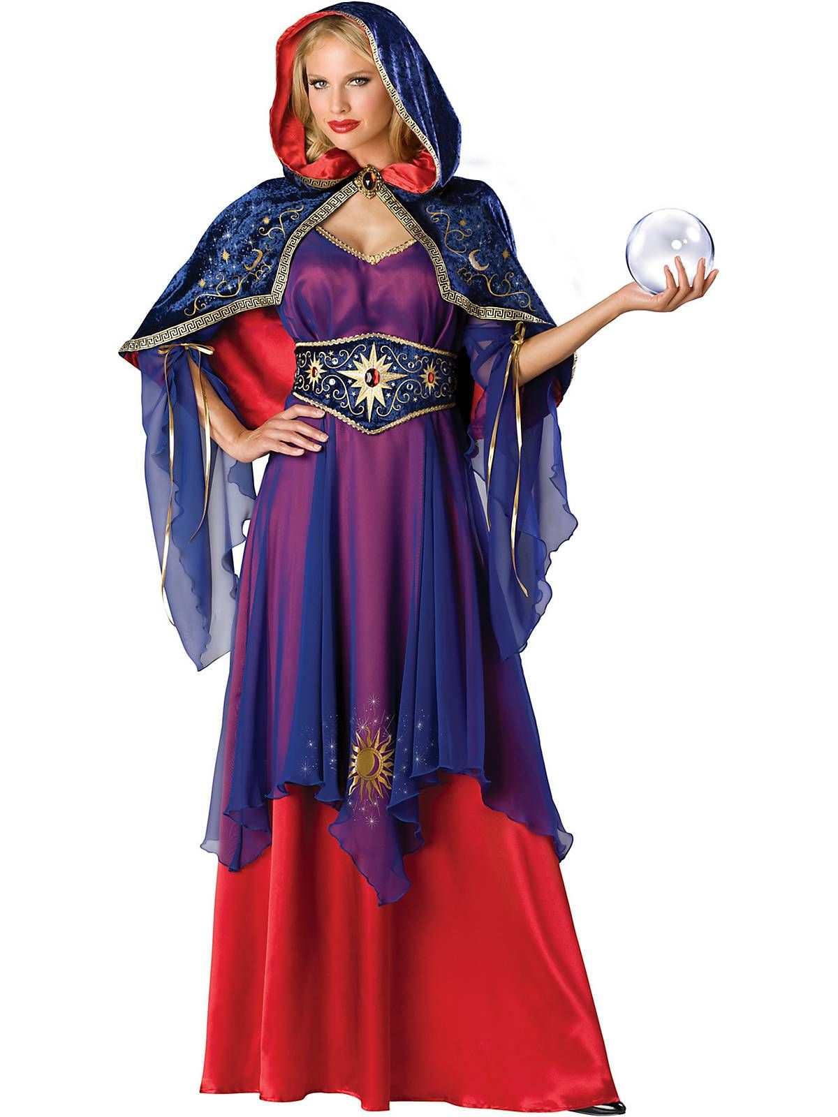 Mystical Sorceress Costume | Womens Arabian Costumes | costume arabe ...