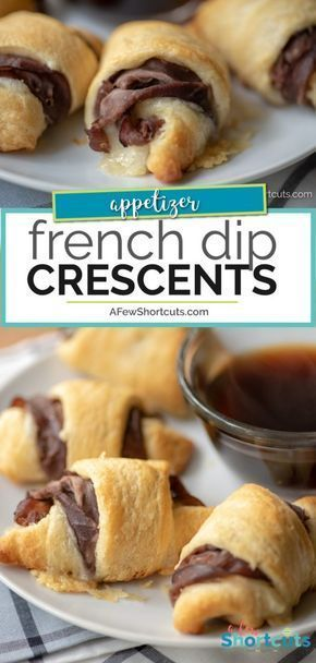 Photo of French Dip Crescents & Simple Au Jus Recipe