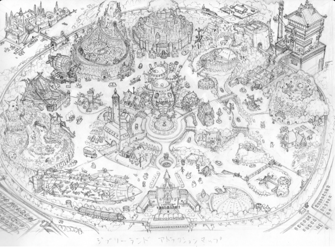 Blueprint of amusement parks google search amusement park blueprint of amusement parks google search malvernweather Choice Image