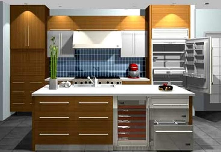 Design Your Own Kitchen Layout Free Online Awesome Inspiration Design