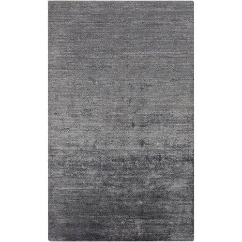 Haize Light Gray Rectangular: 8 Ft x 11 Ft Rug - (In Rectangular)
