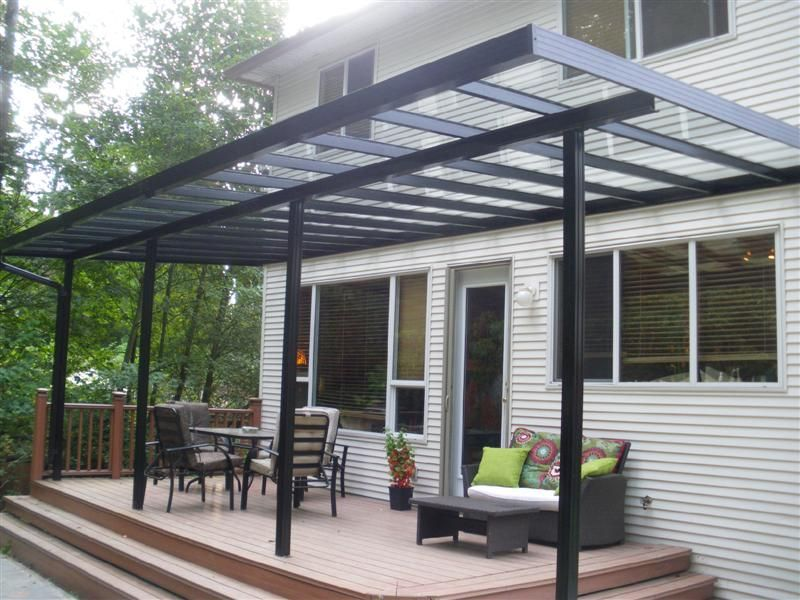 Patio Covers U0026 Awnings Aluminum And Glass
