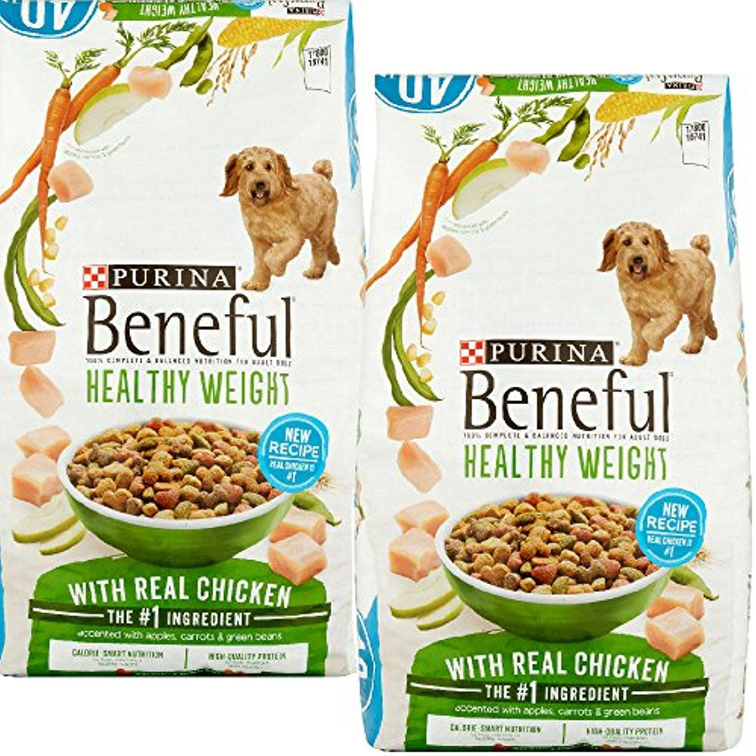 Purina Beneful Healthy Weight With Real Chicken Healthy Weight