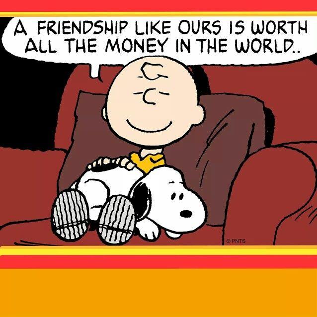 #friendship #peanuts #Snoopy