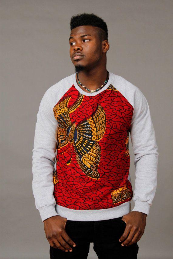 Unisexe Pour Africains Wax Print Sotribal Ankara Par Sotribal Motherland Style Pinterest