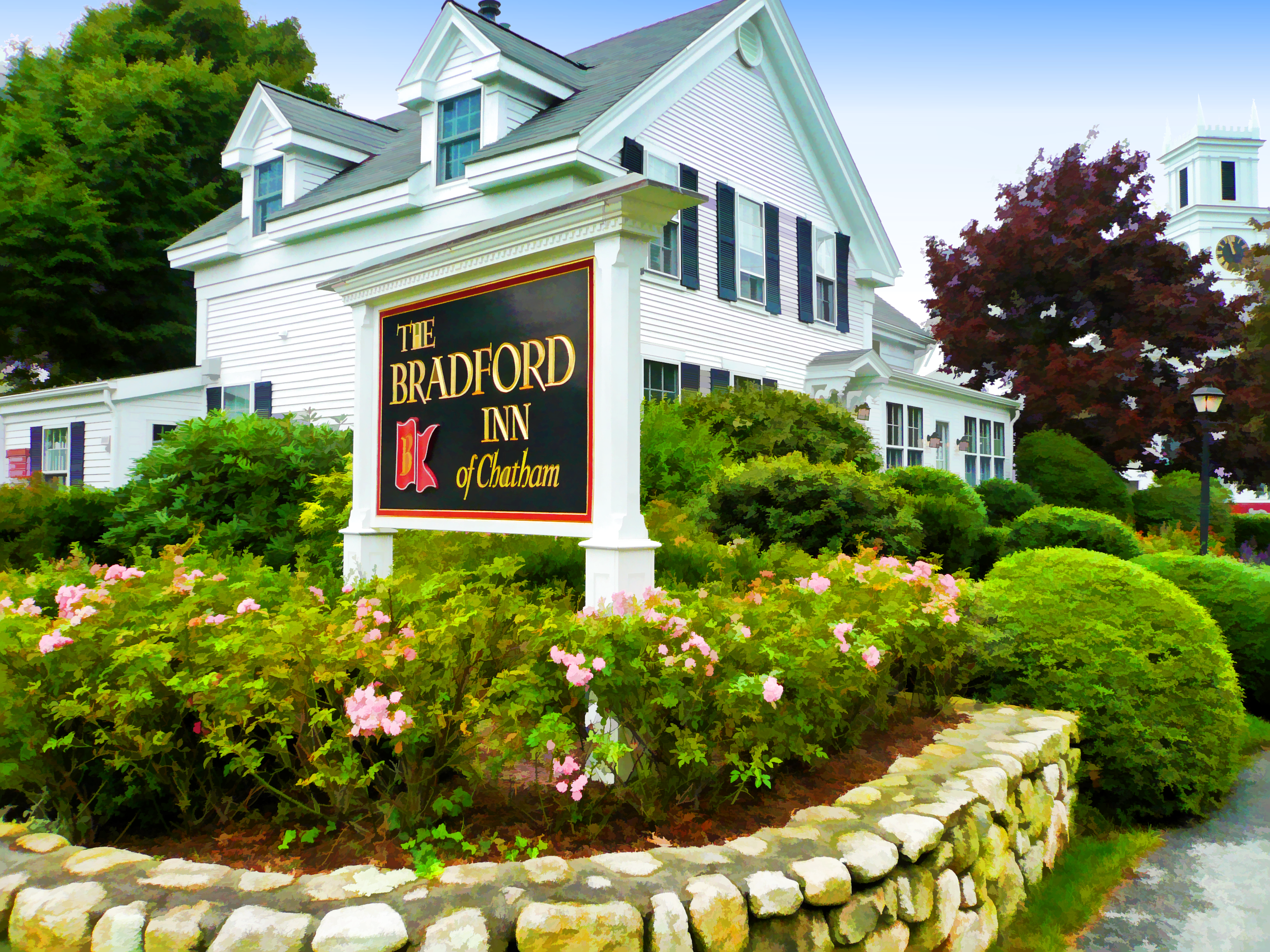 The Bradford Inn - Chatham, MA. Beautiful place to stay ...