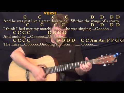 Sara (Fleetwood Mac) Strum Guitar Cover Lesson in C with Chords ...