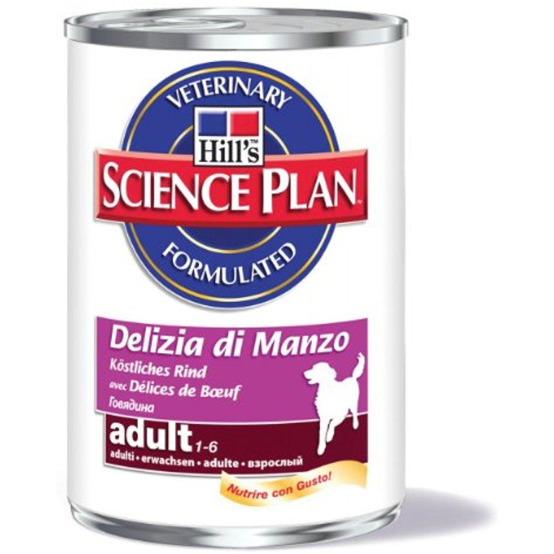 Hills Science Plan Adult Dog Advanced Fitness Medium Breed 12x370g